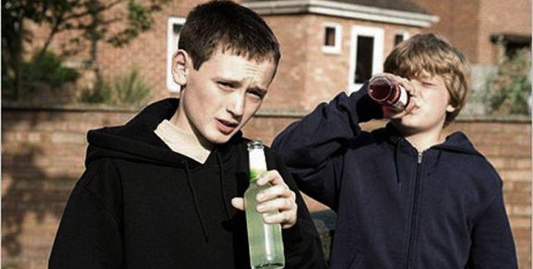 Алкоголики и дети фото