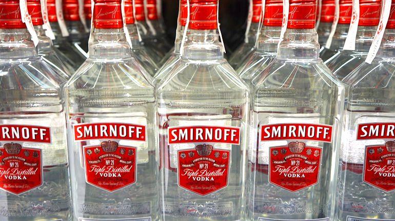 Что лучше пить коньяк или водку