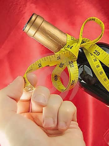 Алкоголь и лишний вес: влияние спиртных напитков на вес человека